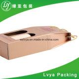 Suministro de Alibaba más barato de plástico corrugado de cartón de vino plegable Embalaje