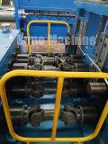 Metallvertikale und horizontale scherende Zeile