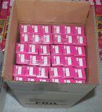 Weiche Temperament-Verpacken- der LebensmittelAluminiumfolie-riesige Rolle für Küche-Haushalt 8011