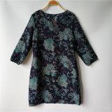 Women' S Aop Woven Dress
