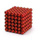 La mode N52 Nickel plaqué (5mm) de l'aimant NdFeB Ball