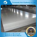 Chapa de aço inoxidável do revestimento 2b de ASTM 430 para a decoração
