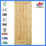 Portello di legno dell'agitatore dei materiali bianchi della decorazione (JHK-001)