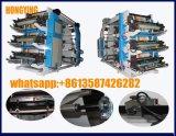 Maestro de la velocidad de máquina de impresión Flexo en 6 colores