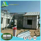 El panel de emparedado antisonoro del cemento de las casas incombustibles ahorros de energía EPS