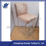 JmRb01取りはずし可能なクッションが付いている快適なアクリルの鉄棒の椅子