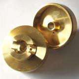 주문품 최신 위조 CNC 선반 기계로 가공 금관 악기 부속