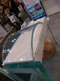 Высокая производительность 40.288.38мм на мм PVB/Sentryglas Закаленное слоистое стекло