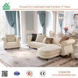 Meubles en cuir mous sectionnels modernes neufs de sofa de l'Italie