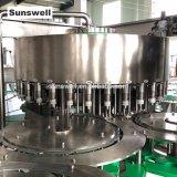 Minerales de alta velocidad de la máquina de llenado de agua potable