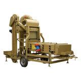 10t/h proyección vertical de aire Filtro de la vibración de los cereales