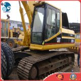 Excavatrice du chat utilisée par bonnes conditions 325bl prête pour la vente