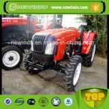 Горячая продажа Lutong 50HP 4WD колесных тракторов с передним погрузчиком