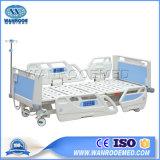 Bae521ec medizinisches Instrument justierbares ABS ICU medizinisches Bett