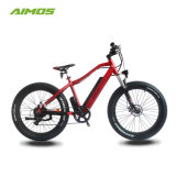 AMSTde 08脂肪質のタイヤ山の電気バイク1000W