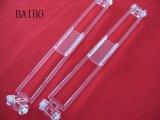 Barco de cuarzo transparente con alta calidad