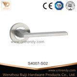 Het holle Tubulaire Handvat van de Hefboom van het Roestvrij staal op Zink nam toe (S5001-ZR03)