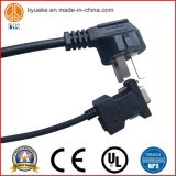 Cavi approvati del cavo di corrente alternata degli apparecchi di H03vvh2-F/H05vvh2-F/H05VV-F