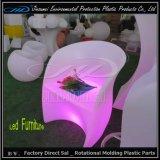 PEのカラー変更を用いる物質的なライトバーのLEDによって照らされる家具