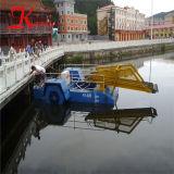Überseeservice-Qualitätweed-Ausschnitt-Bagger/Boot/Maschine für den Export