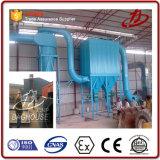 Collettore di polveri industriale del sacchetto di aria del getto di impulso con il ciclone