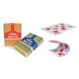 Рекламирующ играя карточки, изготовленный на заказ размер и отпечаток радушны