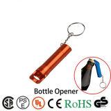 Vente chaude mini torche lumière Multi Lampe torche à LED Décapsuleur Trousseau lumière