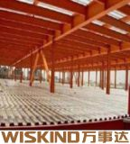 Q235 Q345 de Nieuwe Structuur van het Staal voor het Huis van de Kip van de Workshop