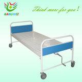 Plastic-Spray cama de acero con dos Manivela (SLV-B4022)