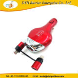 Мини-складной автомобильное зарядное устройство с USB