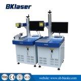 Macchina della marcatura di stampa di laser della fibra di CNC 30W per il prezzo del metallo