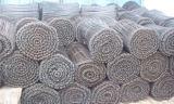 Boucle de fil galvanisé Attache cravate de boucle de fil galvanisé Ayw-005