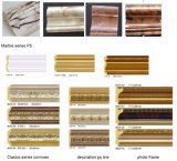 Machine de moulage de mousse de picoseconde pour la photo, le Mirrior, le cadre de porte et la corniche et la ligne décoratives de bordage