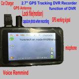 """2017 2.7 """" carro cheio DVR do perseguidor do GPS da caixa negra do carro de HD 1080P, G-Sensor, visão noturna, gravador de vídeo de estacionamento de Digitas do traço do carro do controle"""
