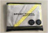 ジッパーが付いている安い体操タオルの覆いかスポーツタオル