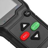 OBD2自動車スキャンナー自動OBD 2の診断ツールユニバーサル車コード読取装置スキャンツールサポートロシアのスペインのKonnwe Kw680