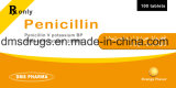 Comprimés à croquer de pénicilline de médecine de Westren Westren Pharman pour l'être humain