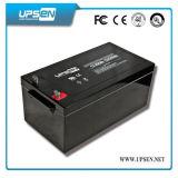 Libre de mantenimiento 12V 65Ah SLA de la batería de ciclo profundo para el sistema de alimentación ininterrumpida