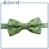 Натянутый лук горячего Knit Slae Silk для человека