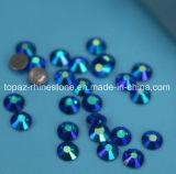 2018 a obscuridade de venda a mais nova e quente - pedra de vidro azul de Preciosa da cópia do Rhinestone do reparo do Ab Beadhot (obscuridade do TP- - Ab azul)