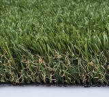 4つのカラー庭のための人工的な草の庭の塀