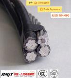 2017 heiße verkaufenumfaßte Zeile Draht-Aluminium Leiter