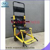 Sedia a rotelle registrabile elettrica dell'evacuamento di velocità di Ea-6fpn per le scale rampicanti