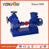 Entraîné par moteur de la pompe à amorçage automatique de transfert