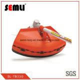 Надежный инструмент для резки с бензиновым двигателем фрезы щетки вращающегося пылесборника