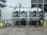 7t/H RO水フィルターシステムセリウムが付いている飲む浄化機械