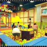Maison de théâtre molle commerciale réglée de cour de jeu d'intérieur de conduite de l'espace de Kiddie