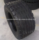 Des Bauernhof-Reifen-(500/50-17) mit Felge (13X17) für Schlussteil einführen Zugkraft