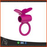 El sexo adulto vibrante de los productos del anillo del pene de la eyaculación del retardo del hombre del anillo duradero del martillo juega los juguetes del sexo del masaje del anillo de la esperma del bloqueo para los hombres