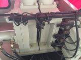 Mangueira hidráulica/fole que dá forma à máquina